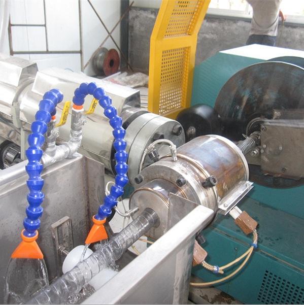 PVC钢丝增强管生产线