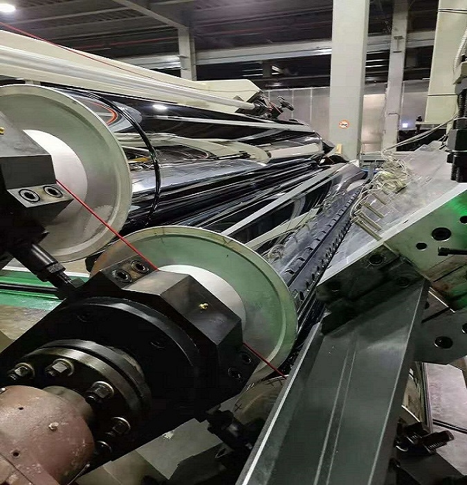 PVC波浪板生产线