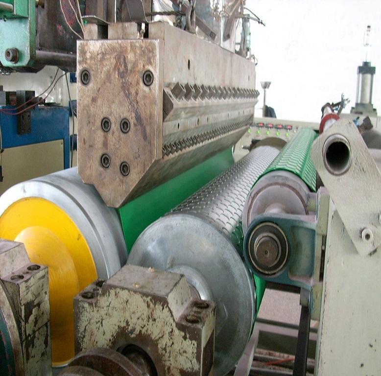 PVC防滑地垫生产线