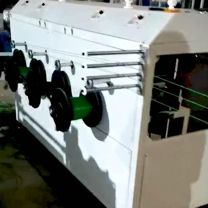 PET塑钢线生产设备
